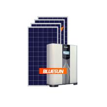 10000w charge solaire tuiles systèmes solaires hybrides USD 10kw pour la maison