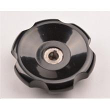 Ranura de la llave de la pequeña Ribber y Plastic & Bakelite Handwheel