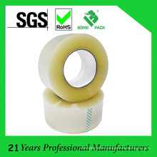BOPP Hot Melt Adhesive Tapes with 45mic X 55 Yards
