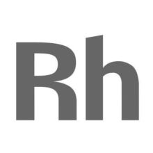 rhodium atom CAS 7440-16-6 Rh rhodium powder catalyst price