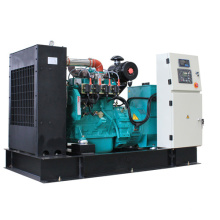 Generador de gas silencioso trifásico de 80kw 100kVA