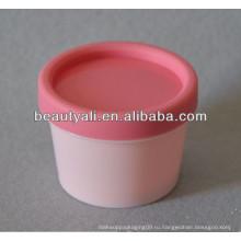 50г 100г 200г Лицевая маска для кремового пластика PP Jars