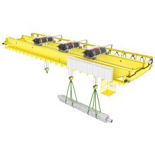 30 ton European type double girder overhead crane supplier