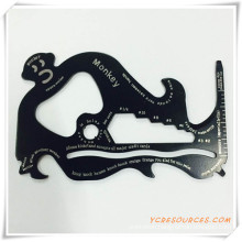 Portable Stainless Steel Multi Tool Card for Promotion (OS18007)
