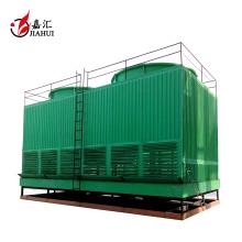 Torre de resfriamento reforçada com fibra de plástico de 200 toneladas de alta qualidade