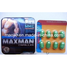 Человек Макс мужской повышение таблетки