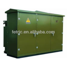 Pad mounted transformer manufacturer