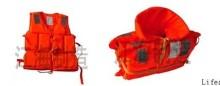 LSC-X006--- Marine Work Lifejacket