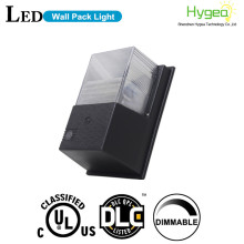 10W LED Wall Pack cahaya dlc