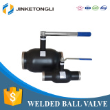 Hebei Cast Steel Full welded ball valve/All welded ball valves
