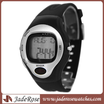 China Supplier Latest Brand Silicone Band Digital Watches for Man