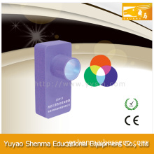 Synthesis of Primary Colors of Light Experimental Apparatus (educational equipment)