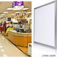Новая Конструкция угла пучка 120 двойной Цвет квадрат/LED света панели потолка