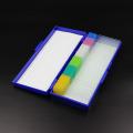 Пластиковый микроскоп для хранения слайдов