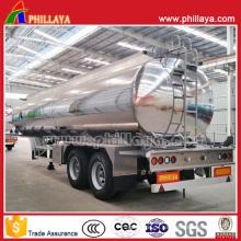 Tank-Körper-Spiegel-Polieraluminiumlegierung-Tanker-Anhänger