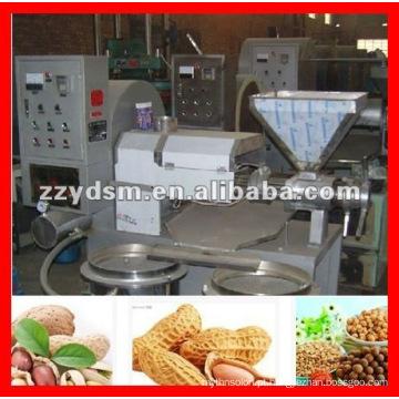 máquina da imprensa de óleo do parafuso para expulsar o óleo das sementes oleaginosas 6YL-130A
