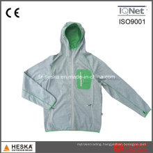 Waterproof TPU Wear Mens Softshell Jacket