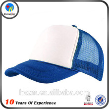 cheap trucker hat blank mesh cap