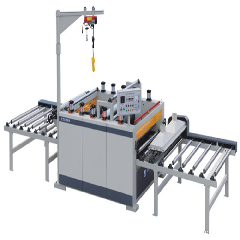 veneer splicing machine