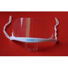 Anti-Fog Transparente Kunststoff Gesichtsmaske (MK-002)