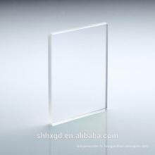 Lentilles en verre plat lentilles pour projecteur