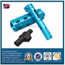 Solid Aluminium Blockbearbeitung CNC Aluminiumbearbeitung (WKC-634)