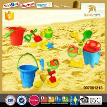 Jeu de jouets neufs Ensembles de jouets en seau de plage
