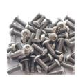 Perno de cabeza de botón hexagonal de acero inoxidable ISO7380