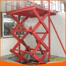 Cheap hydraulic scissor lift table