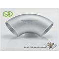 ASTM 403 Weld Seamless Elbow Tube Connector (90 Deg 3′′SCH10S)