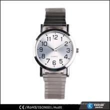 Erweiterungsband Uhr, Japan movt Quarz Uhr Edelstahl zurück