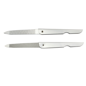 Stainless Steel Knife Folding Nail File