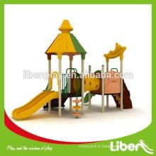 Équipement de jeu commercial pour les ventes d'enfants en plein air de la forêt de Lala pour vente (LE.LL.004)
