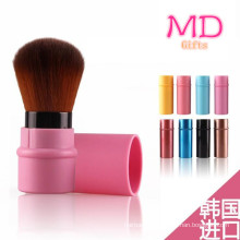 2015 Горячая распродажа Розовая щетка Kabuki Retractable (TOOL-163)