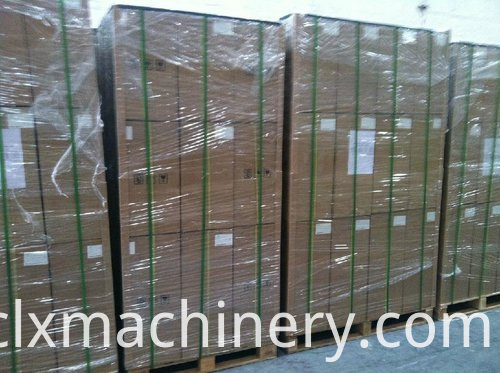 wrapping stretch film machinery