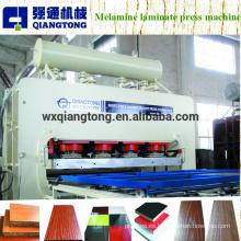 Máquina laminada de madera / máquina de panel de madera / máquina de relieve MDF