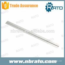 RPH-102 Charnière en acier inoxydable poli et longue