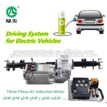 5 KW AC electric vehicle motor