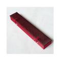 Cajas de regalo de joyas de lujo con cerradura de marfil