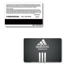 Plastic Magnetic Stripe Card/VIP Gift Card