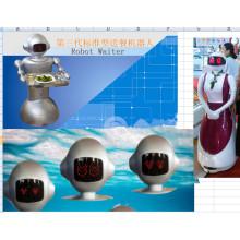 Roboter Kellner 3. Service Roboter Restaurant Roboter