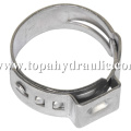 wire stainless steel hose pipe clamp types