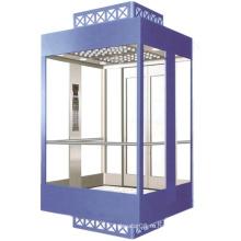 Стоимость панорамного пассажирского лифта
