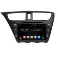 GPS Car dvd for Civic 2014 Hatchback