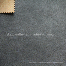 Eco-Friendly Breathable PU Furniture Leather (QDL-FB0017)