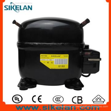 R22 SC18D de Compressor de refrigeração e peças de troca de calor