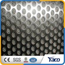 Fournisseur de la Chine meilleur produit pont métallique perforé