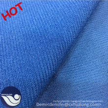 Super poly fabric polyester tricot poly knit fabric