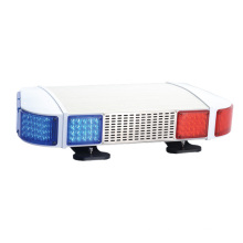 LED Emergency Project Warning Mini Light Bar with Loudspeaker (Ltd-500)