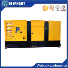 Low Consumption 68kw 85kVA Lovol Diesel Generator with Control Box